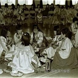 농촌여성 차교육