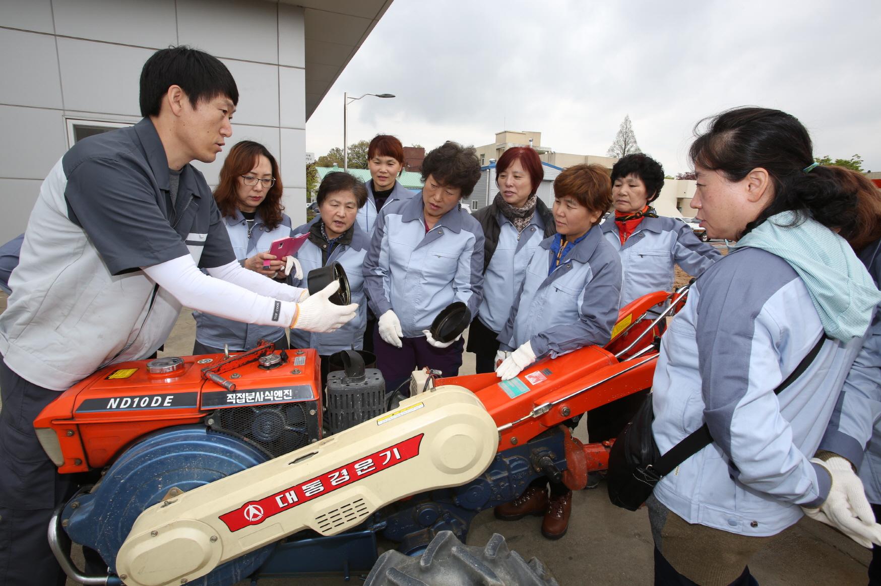 4.여성농기계교육1